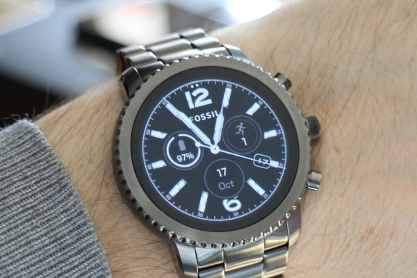 C наработками Fossil в Google могут создать настоящего конкурента Apple Watch