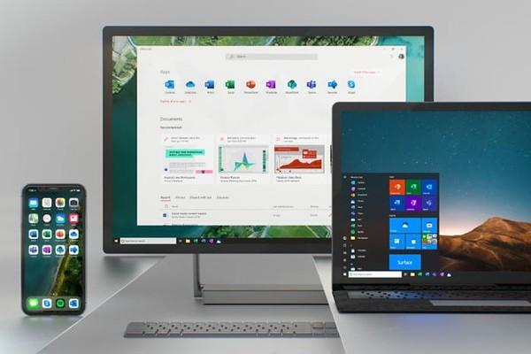 Microsoft рекламирует Office 365, выставляя в невыгодном свете Office 2019