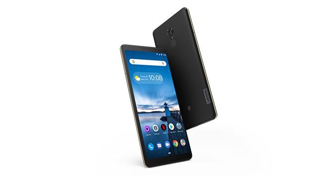 070916a5a3cdb MWC 2019. Смартфон Lenovo Tab V7 получил огромный экран и батарею на 5180  мАч
