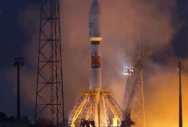 Первый запуск спутников связи OneWeb прошел успешно