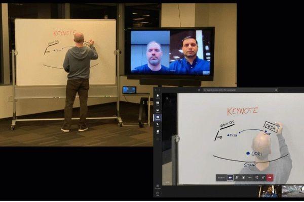 Microsoft развивает Teams, видя в нем замену Skype for Business