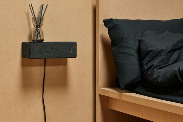 IKEA вставила в настольную лампу динамик Sonos
