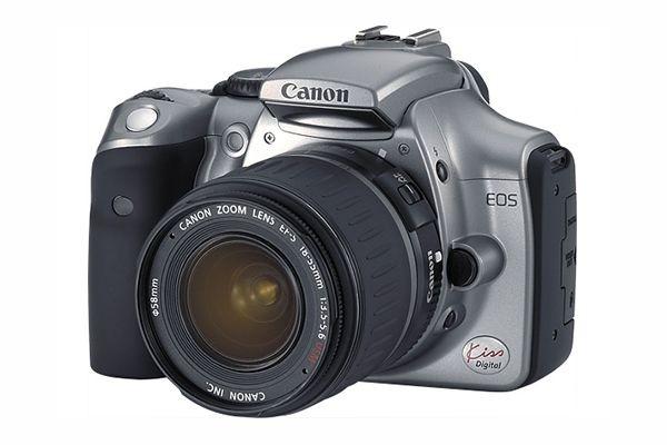 Canon заявляет о 16-летнем лидерстве на рынке цифровых камер со сменными объективами