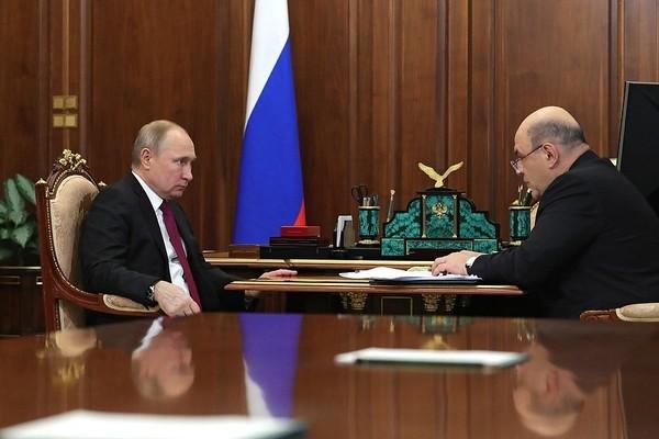 В России формируется единый реестр населения