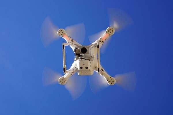 «Лаборатория Касперского»: контроль над дроном можно получить за 10 минут