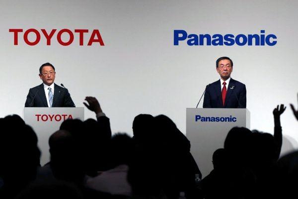 Toyota и Panasonic создадут СП