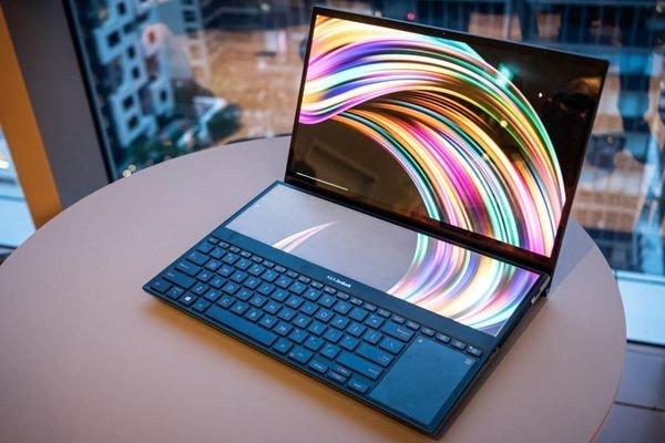 Computex 2019: ASUS показала двухэкранный ноутбук ZenBook Pro Duo