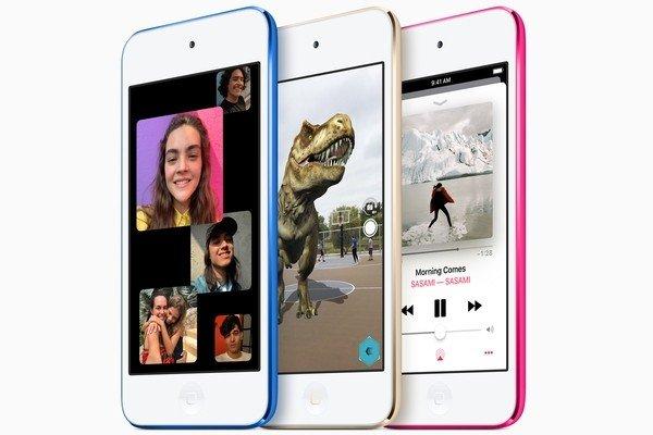 Apple впервые за четыре года выпустила новую версию iPod Touch