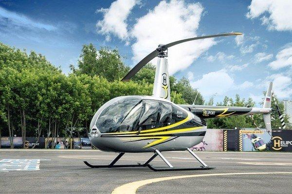 «Яндекс» планирует запустить вертолетное такси