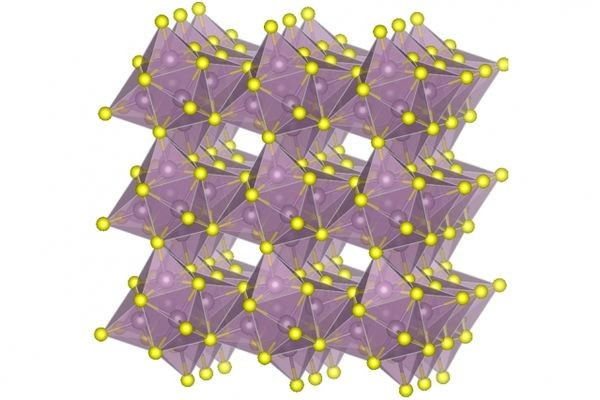 Экспериментальный гибридный катод увеличивает емкость литиевой батареи