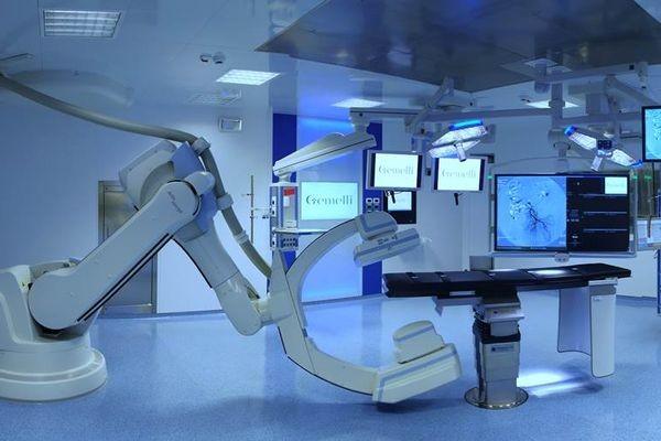 Ультразвуковые изображения помогут управлять роботами-хирургами