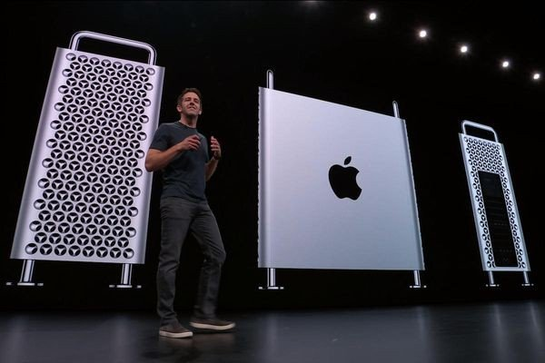 Новый Mac Pro оснащен 28-ядерным Xeon и аппаратным ускорителем собственной разработки Apple