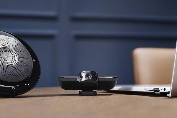 Jabra выпускает систему для видеоконференций с обзором на 180 градусов