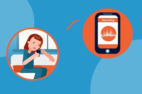 Смартфон диагностирует заболевания дыхательных путей по звуку кашля