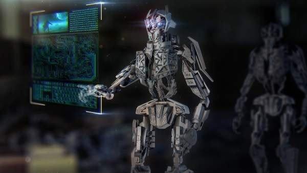«Калашников» создаст для Минобороны боевых роботов