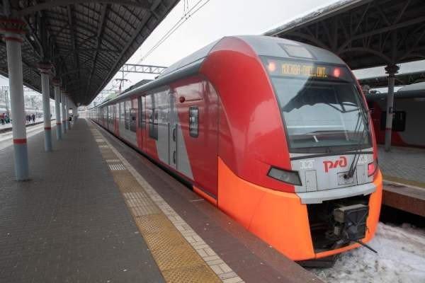 У РЖД теперь есть поезд с системой компьютерного зрения