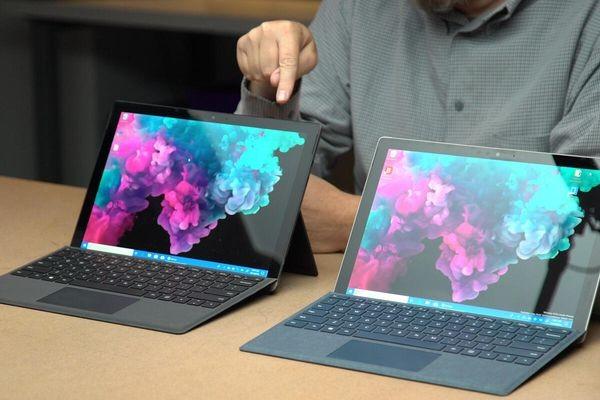 В устройствах линейки Microsoft Surface, возможно, будут устанавливаться процессоры AMD или Qualcomm