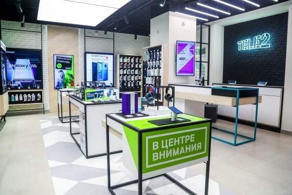 Tele2 открывает зоны AliExpress в 30 салонах
