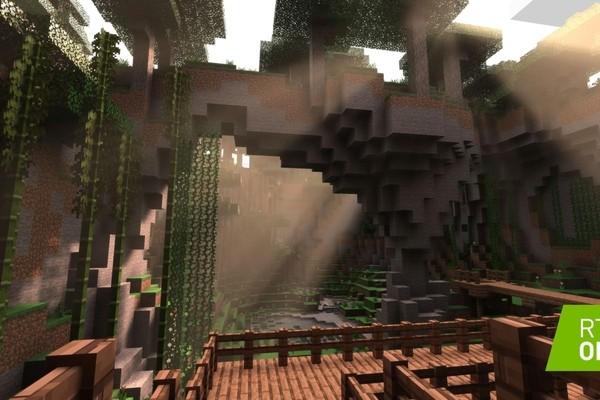 Microsoft и Nvidia объединились, чтобы сделать Minecraft еще реалистичнее