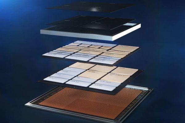 Intel развивает концепцию чиплета