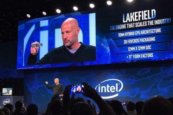 Intel рассказала о Lakefield чуть больше