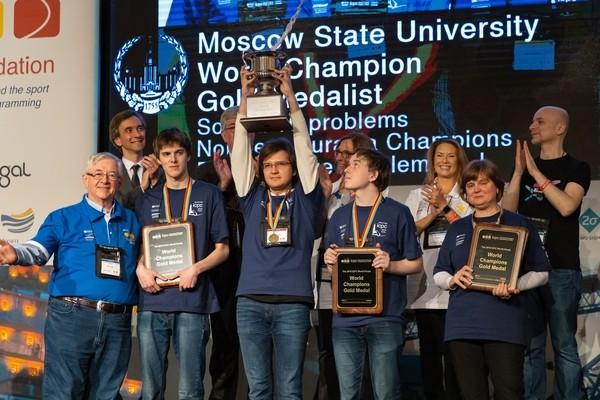 Россия готовится к новым победам в Международной студенческой олимпиаде по программированию