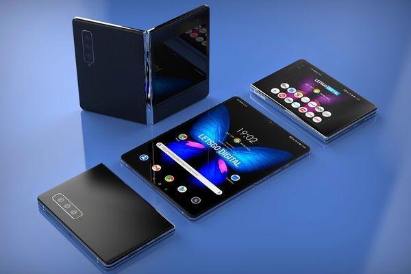 Samsung Galaxy Fold может выйти 6 сентября
