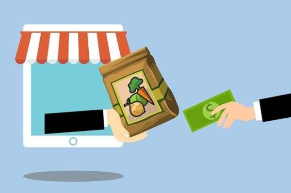 Сбербанк доставит продукты из магазина