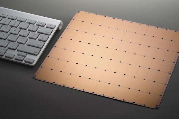 Чип размером с клавиатуру