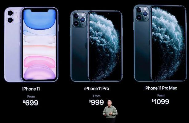 В Азии, где доминируют Huawei и Samsung, не оценили новый iPhone