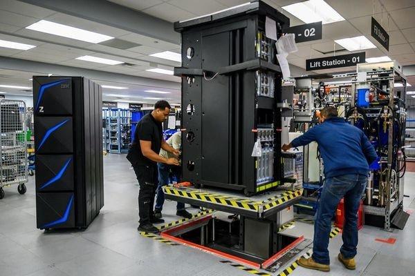 IBM z15: безопасность, конфиденциальность, облачность