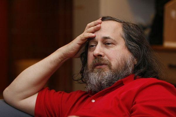 Ричард Столлман ушел из МТИ из-за высказываний о деле Эпштейна