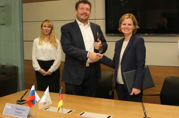 ЦРПТ и «Сименс» станут стратегическими партнерами по цифровой маркировке