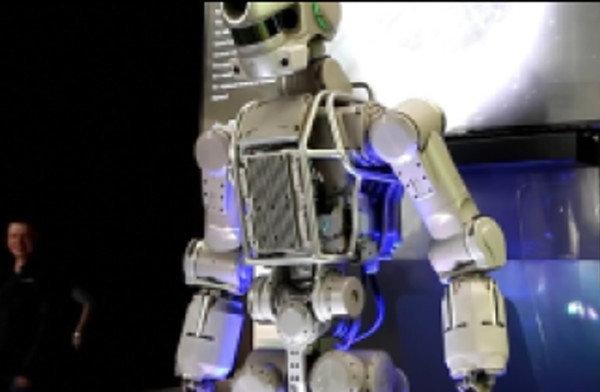 Робот Федор стоит больше 30 миллионов рублей