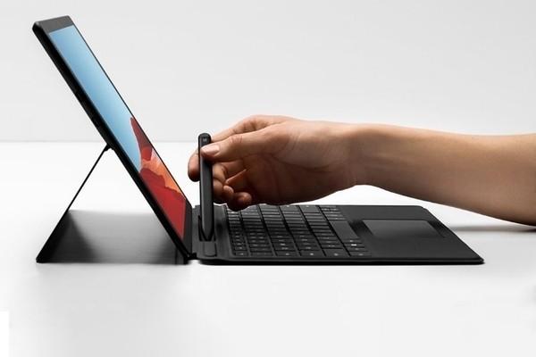 Планшет Microsoft Surface Pro X работает на «дизайнерском» чипе ARM