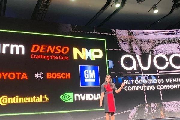 ARM займется разработкой микросхем для автомобилей-беспилотников