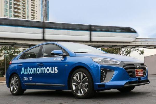 Hyundai направит 35 миллиардов долларов на разработку автомобилей-беспилотников