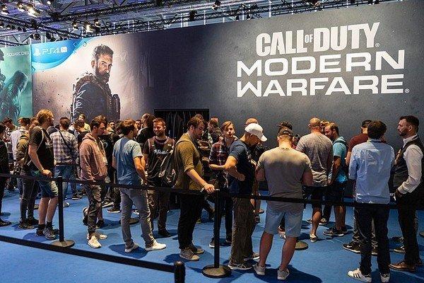 В Activision рассчитывают заработать очередной миллиард на Call of Duty: Modern Warfare