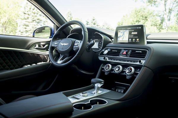 Адаптивный круиз-контроль Hyundai запоминает предпочтения водителя
