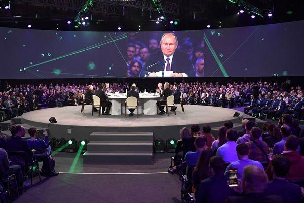 Путин призвал расширить подготовку специалистов в области искусственного интеллекта