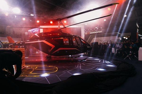 Российский вертолет VRT500 проектируется в облаке «ИТ-ГРАД»