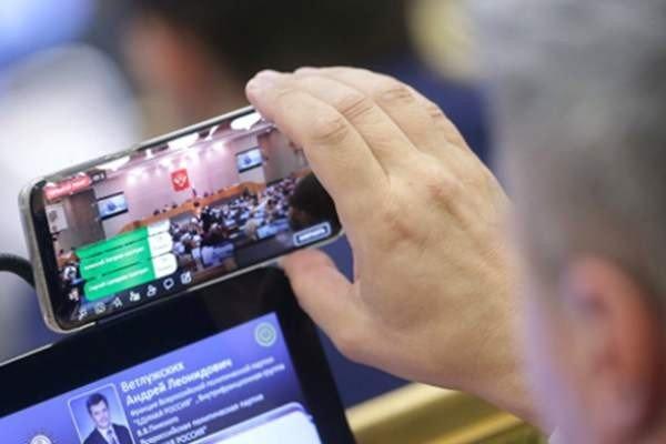 Госдума во втором чтении приняла законопроект о предустановке российского ПО