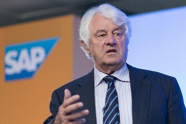 Основатель SAP продал акции на 100 миллионов евро