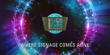 Выставка European Sign Expo 2020 пройдёт в марте в Мадриде