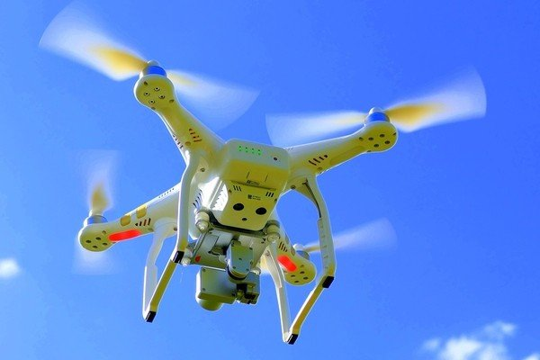Gartner: продажи дронов корпоративного класса в 2020 году вырастут в полтора раза