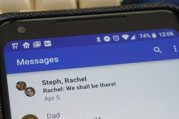 На смартфонах с Android появятся верификация и спам-контроль для SMS