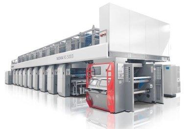 Bobst выпустила машину глубокой печати для изготовления гибкой упаковки