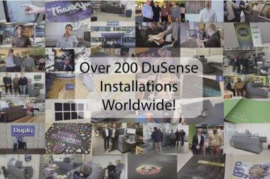 Число инсталляций лакировальных машин Duplo DuSense в мире превысило 200 единиц