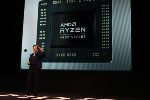 CES: Выпуская Ryzen 4000, AMD нацеливается на победу над Intel в сегменте ноутбуков