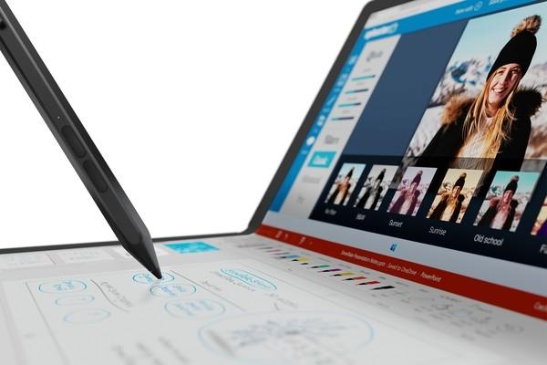 CES: Lenovo выпустила складной планшет ThinkPad X1 Fold